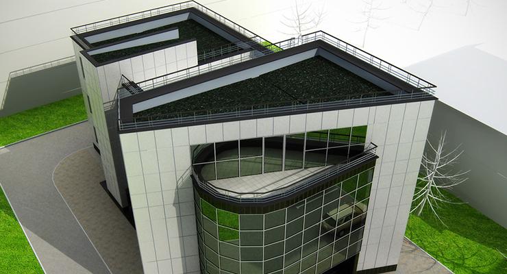 Реконструкция гражданских зданий