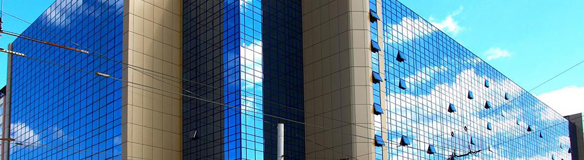 Все виды фасадного остекления зданий