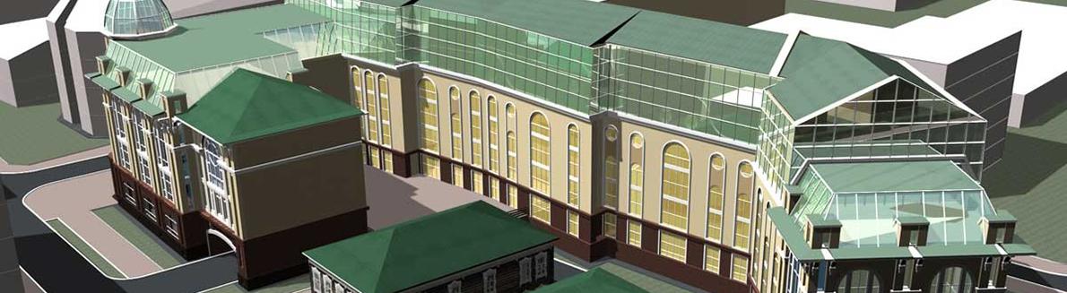 Реконструкция гражданских зданий – одно из главных направлений нашей компании