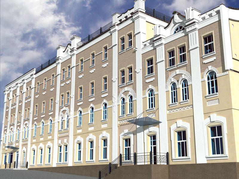 Restavratsiya pamyatnikov arkhitektury